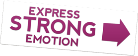 Interjections Express Strong Emotion