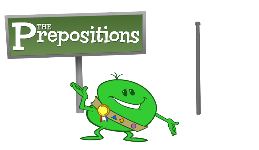Preposition Table of Contents